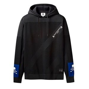 🆕 Adidas x Mastermind World MMW Knit Hoodie